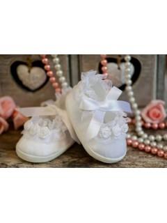 Princeski różane białe