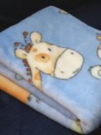 Kocyk PIEL-Konik niebieski