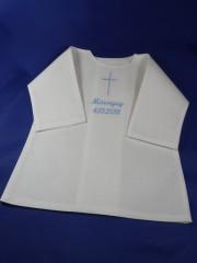 Szatka do chrztu - koszulka [1]