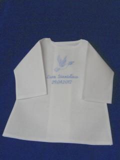 Szatka do chrztu - koszulka [2]